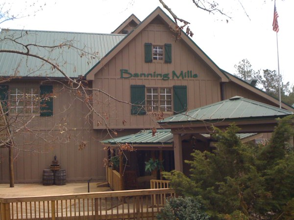 Historic Banning Mills